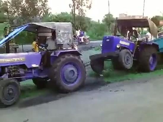 Traktor Help Gone Wrong