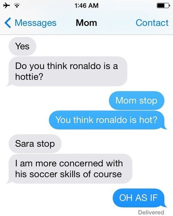 These Parents Text So Much Better Than Their Kids Do (29 pics)