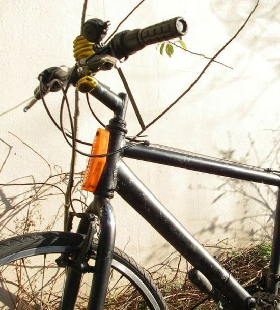 Epic Anti Theft Device For A Bicycle (2 pics)