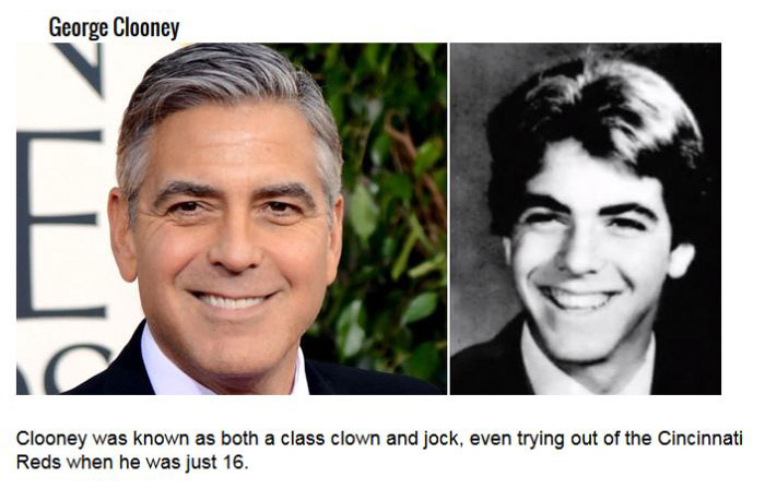 15 Celebrity Yearbook Photos You Need To See (15 pics)