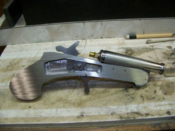 This Knife Gun Combo Is The Weapon You Need (56 pics)