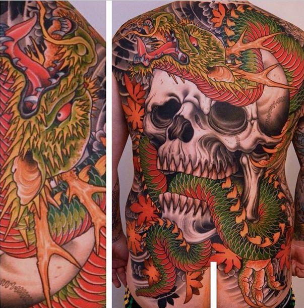 Peter Lagergren Makes Impressive Tattoo Art (42 pics)