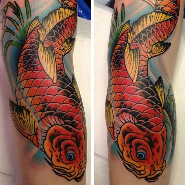 Peter Lagergren Makes Impressive Tattoo Art (42 pics)