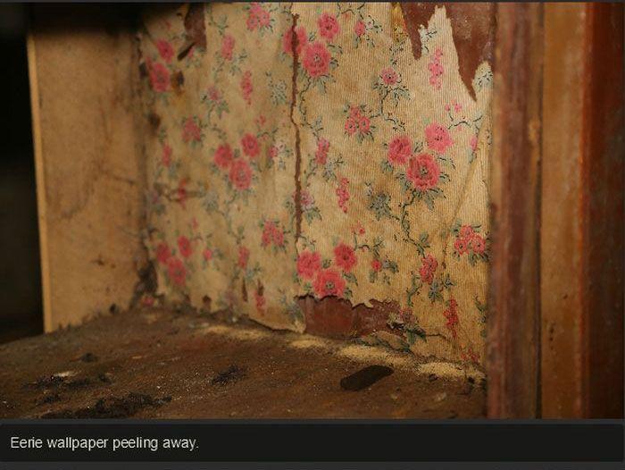 Exploring An Abandoned House (25 pics)