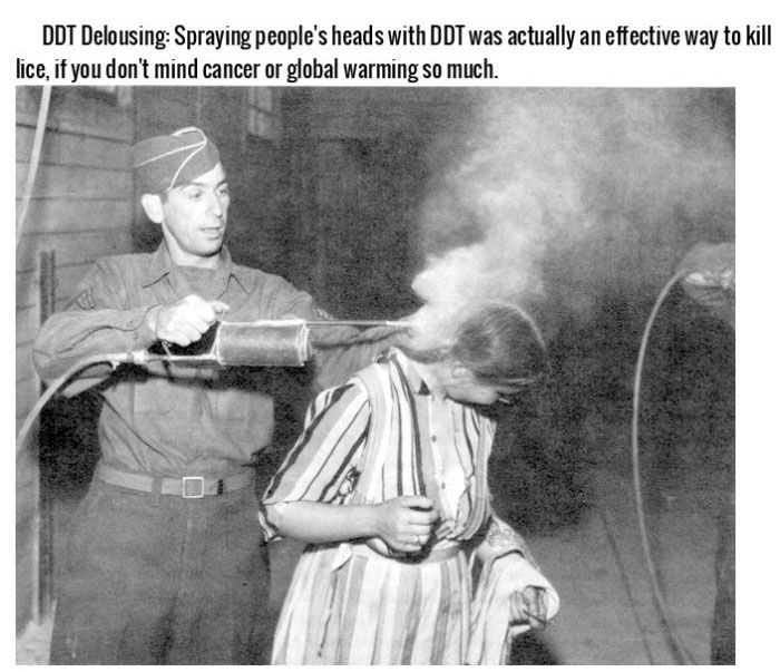 Insane Medical Practices That Used To Be Common (13 pics)