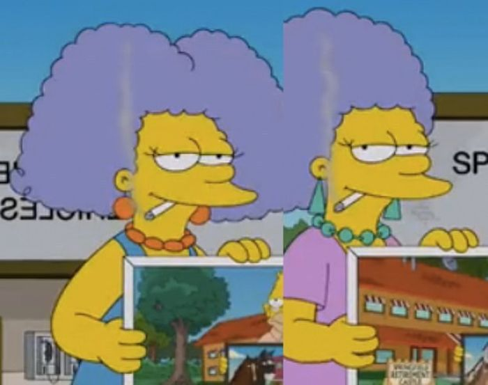 Characters From The Simpsons On The First Episode And Today (36 pics)