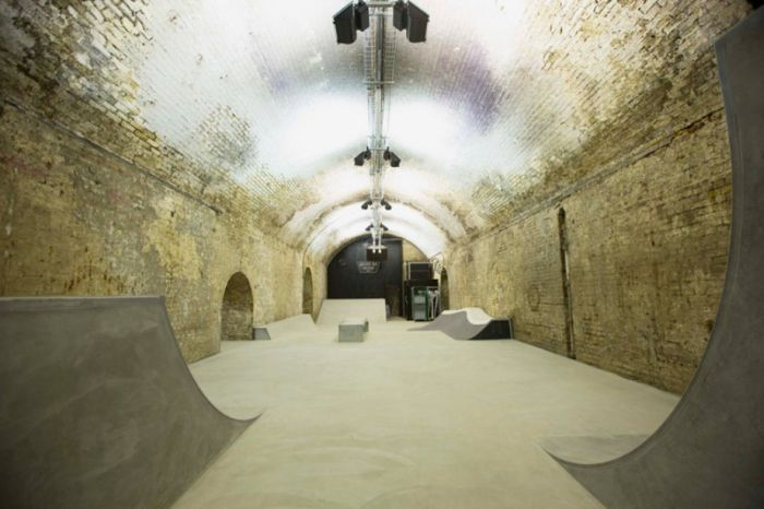 House Of Vans Is Every Skater's Dream Come True (14 pics)