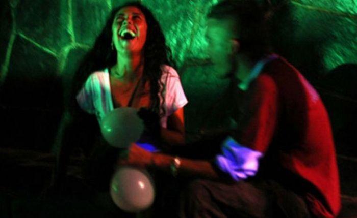 British Teens Consume Laughing Gas (42 pics)
