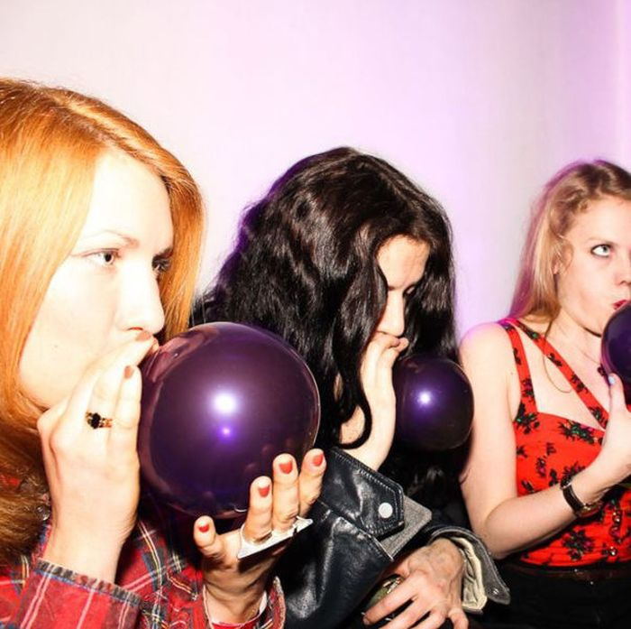 British Teens Consume Laughing Gas (42 pics)