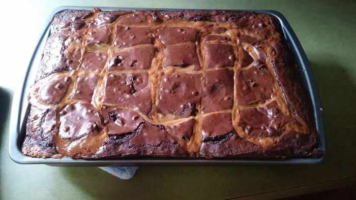 How to Cook Brownies (9 pics)