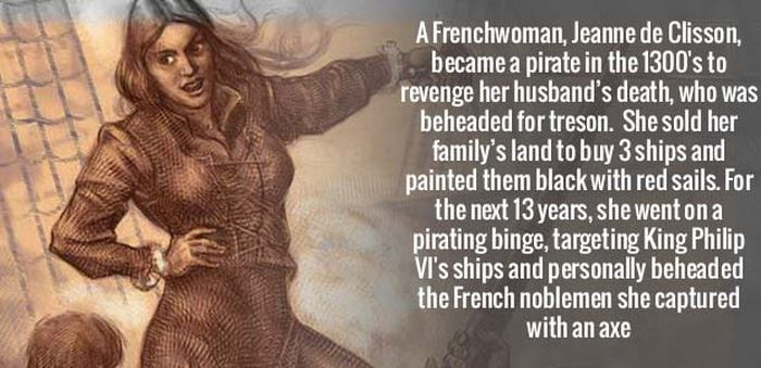 Totally Bad Ass Facts That Are Totally True (12 pics)