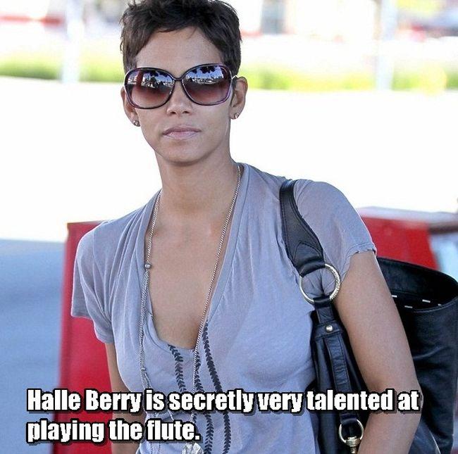 The Secret Talents Of Celebrities (25 pics)