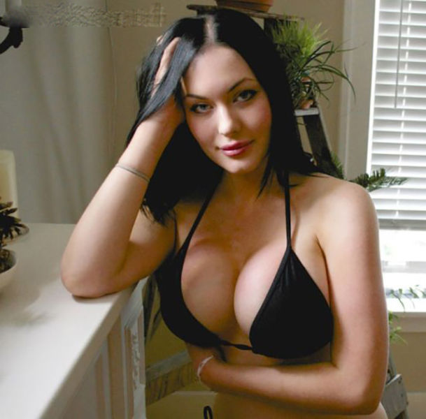 The Most Beautiful And Busty Babes You're Going To See Today (50 pics)