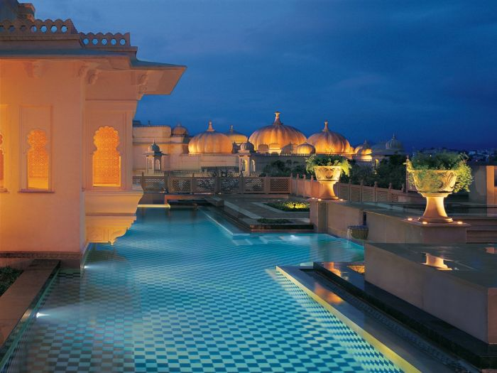 Oberoi Udaivilas Is A Magnificent Hotel (18 pics)