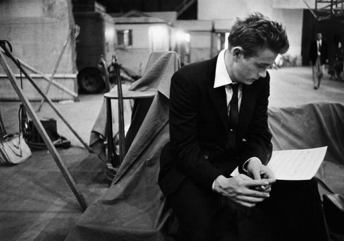 Candid Photos Of Classic Hollywood Stars (21 pics)