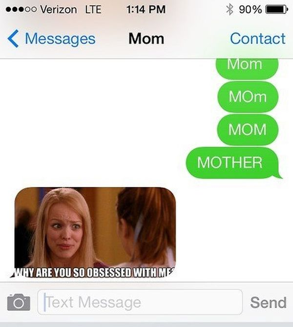 These Parents Get Texting Right, Oh So Right (19 pics)