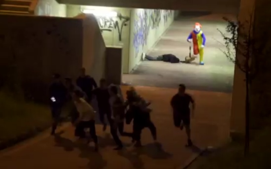 Scary Clown Killer Is Back