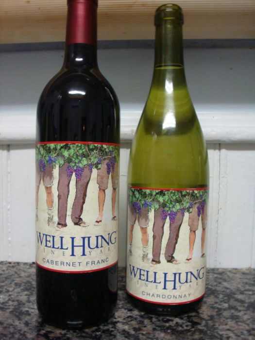 Beer And Wine With Awesome Names (24 pics)