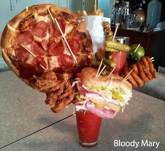 Food That's Pretty Much Guaranteed To Give You A Heart Attack (18 pics)