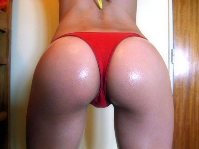 Girls Showing Off Their Beautiful Butts (45 pics)