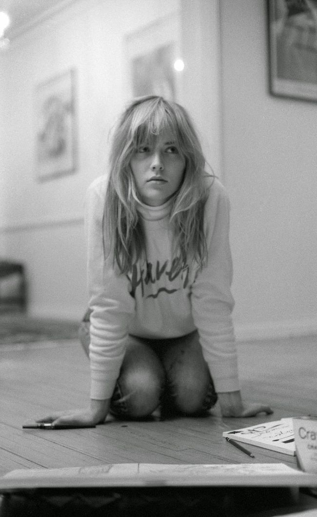 Black And White Photos Of A Young And Gorgeous Sharon Stone (16 pics)