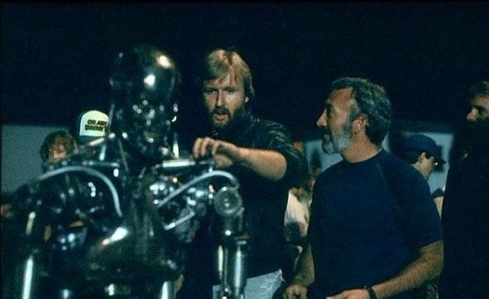 Behind The Scenes Photos From The Terminator Films (89 pics)