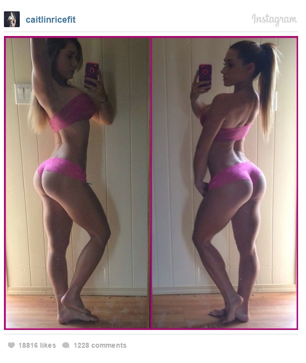 5 Famous Asses You Need To Follow On Instagram (34 pics)