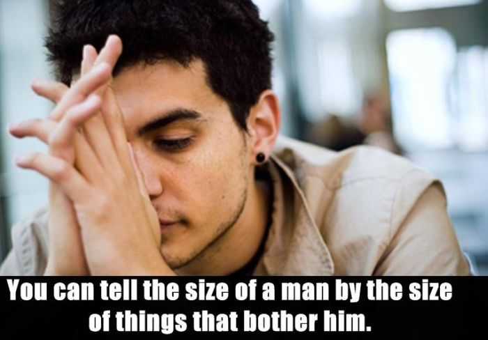 Tips To Help You Become A Real Man (30 pics)