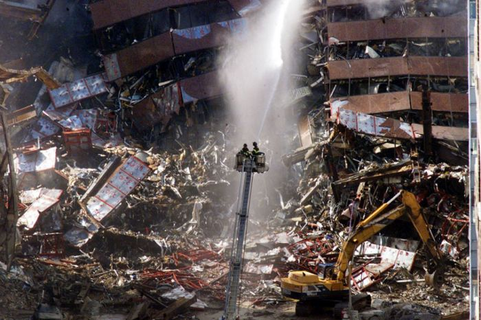 September 11, 2001, The Day The World Changed Forever (60 pics)