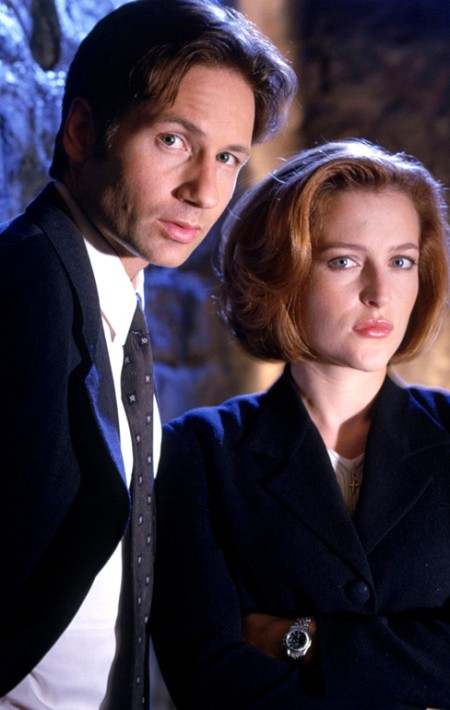 The X-files Celebrates Its 21st Birthday (2 pics)