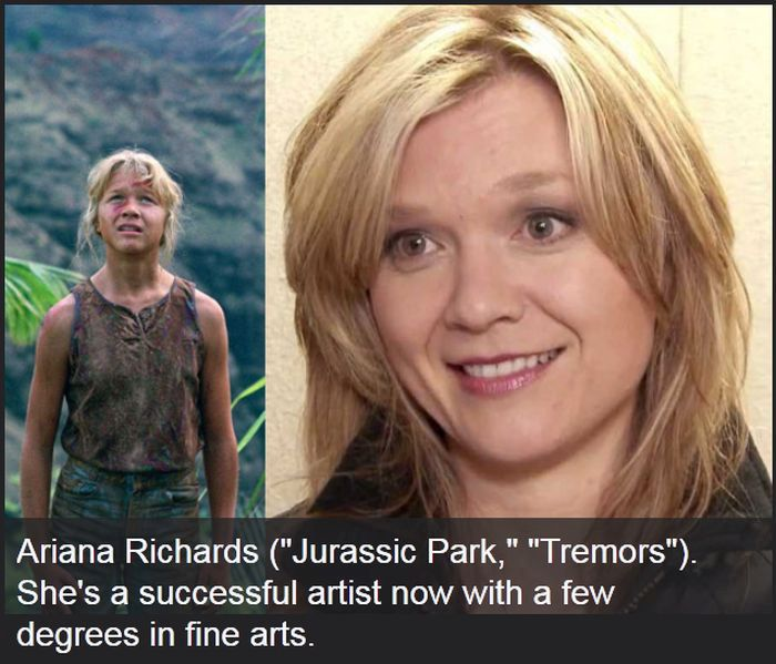 What Your Favorite Childhood Actors Are Doing Now (11 pics)