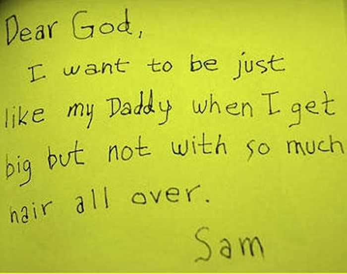 When Humans Talk To God (23 pics)