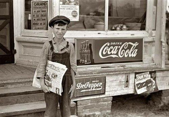 A Look Back At Life During The Great Depression (47 pics)