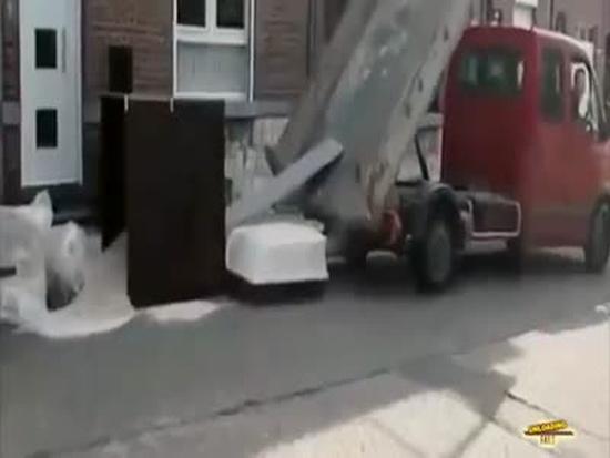 Unloading Fails Compilation