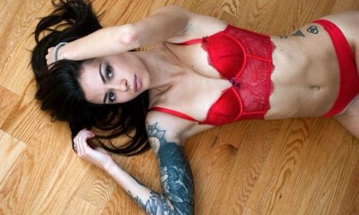 You're Sure To Love These Ladies In Lingerie (50 pics)