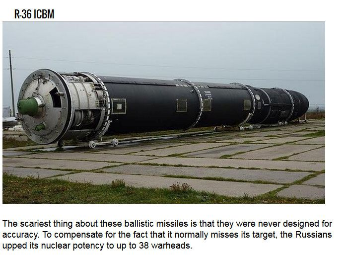 Real Life Doomsday Devices That Could Destroy Humanity (8 pics)