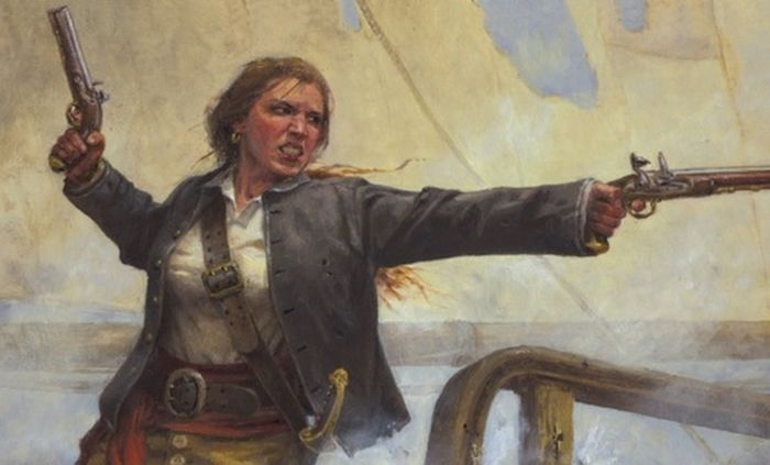 Infamous Pirates That Were Legends Of The Sea (8 pics)