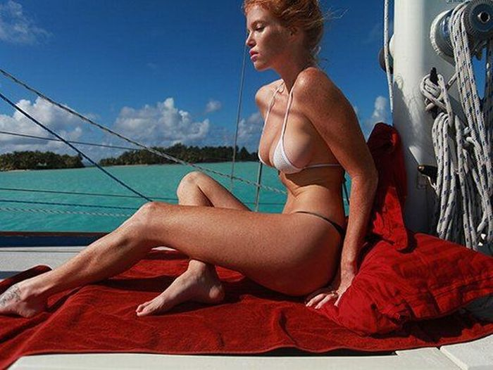 Skimpy Bikinis Are The Reason We're Going To Miss Summer (47 pics)
