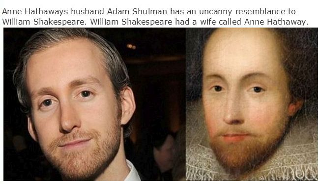 Interesting Historical Coincidences (25 pics)