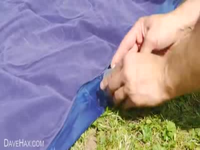 Great Way To Inflate An Airbed Without Pump