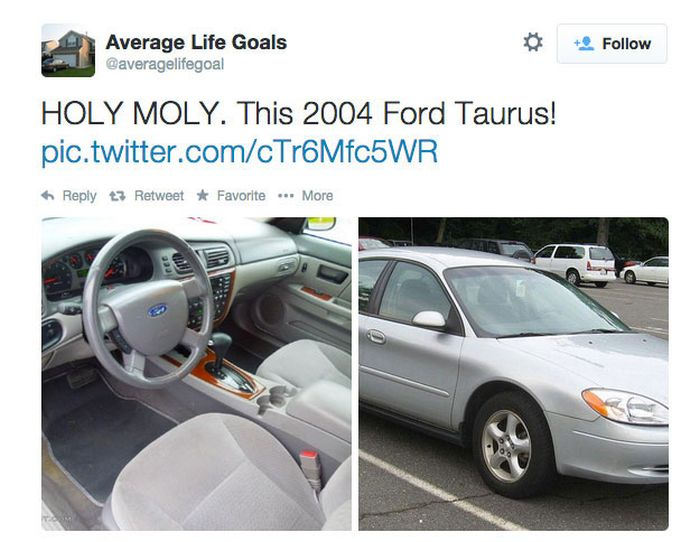 Average Life Goals Is The Twitter Account For Underachievers (15 pics)