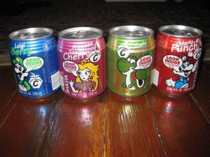 Drinks From The 90s That Were Probably Terrible For Our Health (20 pics)