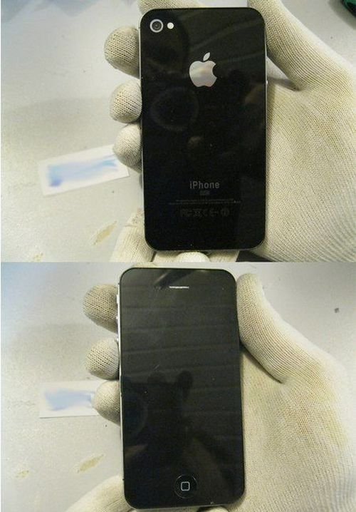The Inside Of A Fake iPhone (9 pics)