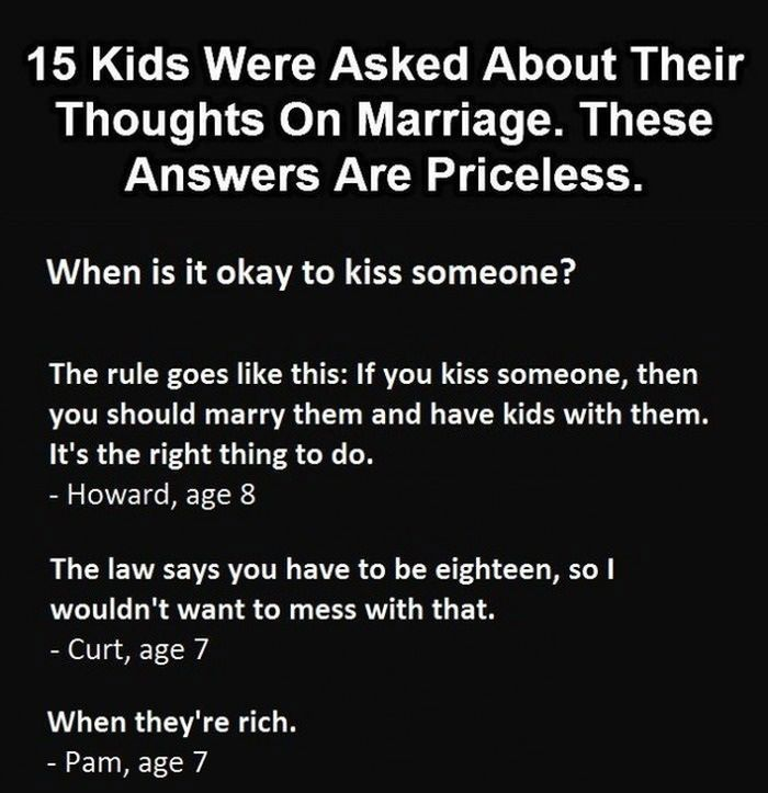 These Kids Might Understand Love Better Than Adults (9 pics)