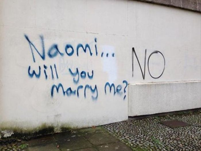 These May Be The Worst Marriage Proposals Ever (23 pics)