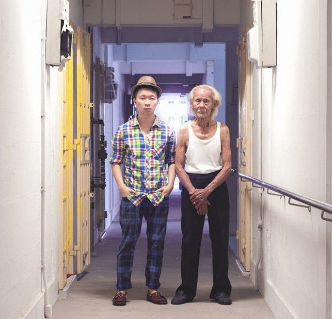 When Young People And Old People Swap Clothes (14 pics)