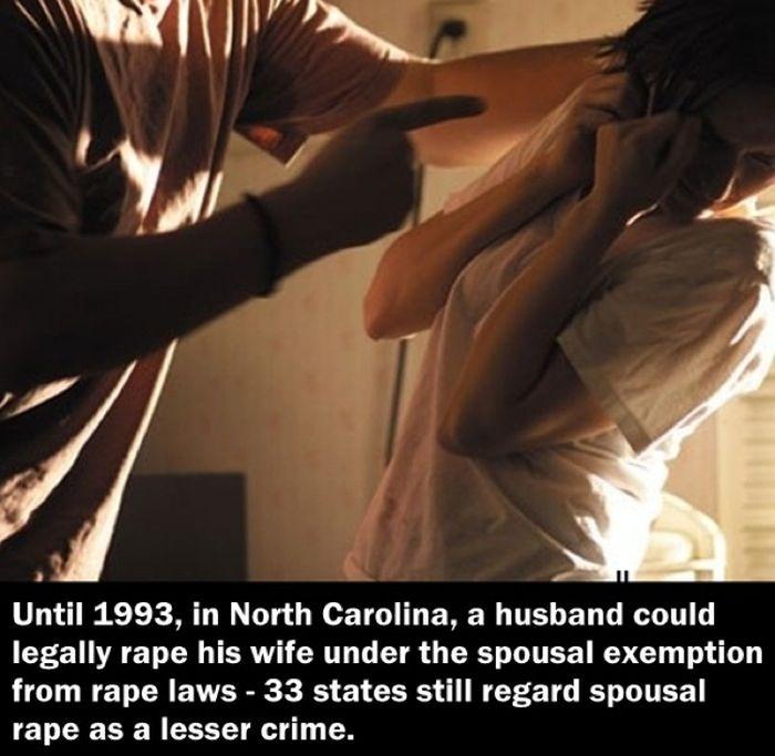 Παράξενη νόμο πραγματικά περιστατικά (24 pics)