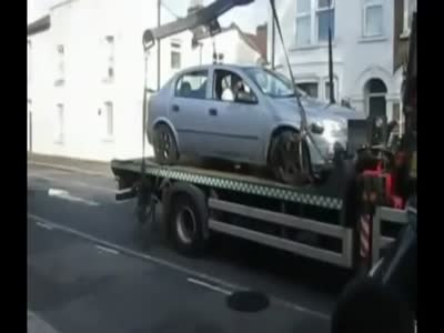 Car Owner Avoids Paying For Tow Truck Service