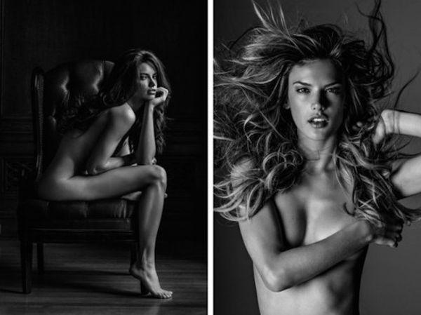 A Book of Victoria's Secret Angels Photos (4 pics)