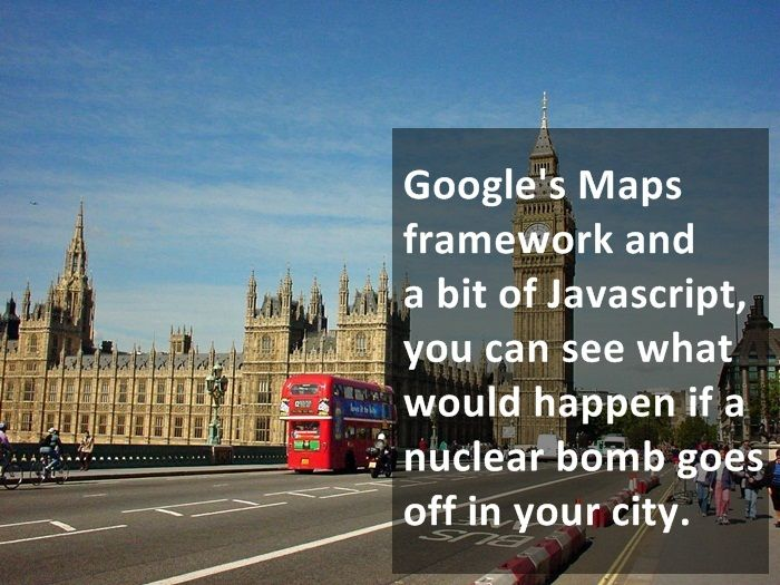 Facts You Didn't Know About Google Maps (25 pics)